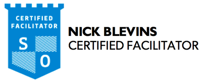 Nick Blevins Certified StratOp Facilitator